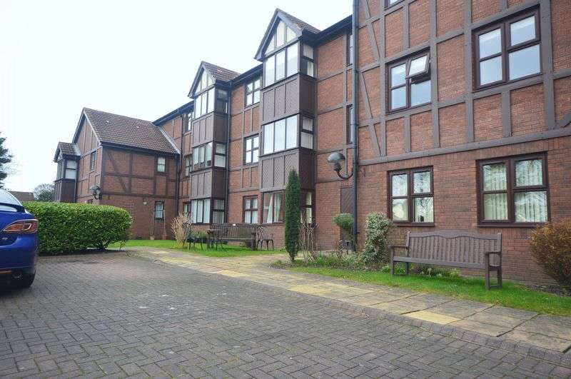 1 Bedroom Flat for sale in Tudor Court, Grassendale