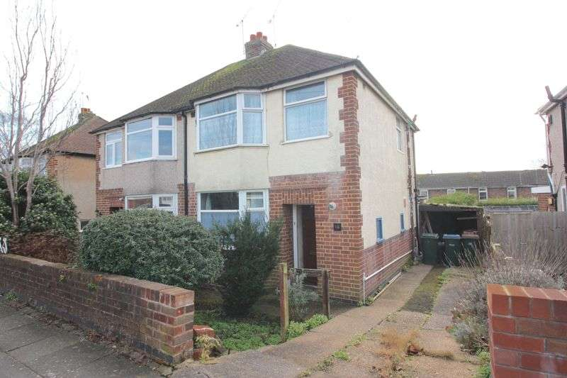 3 Bedrooms Semi Detached House for sale in Crecy Road, Cheylesmore