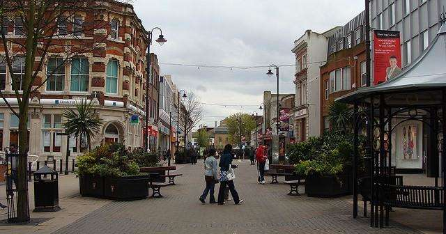1 Bedroom Property for sale in Luton Town Centre, Luton, LU1 2HN