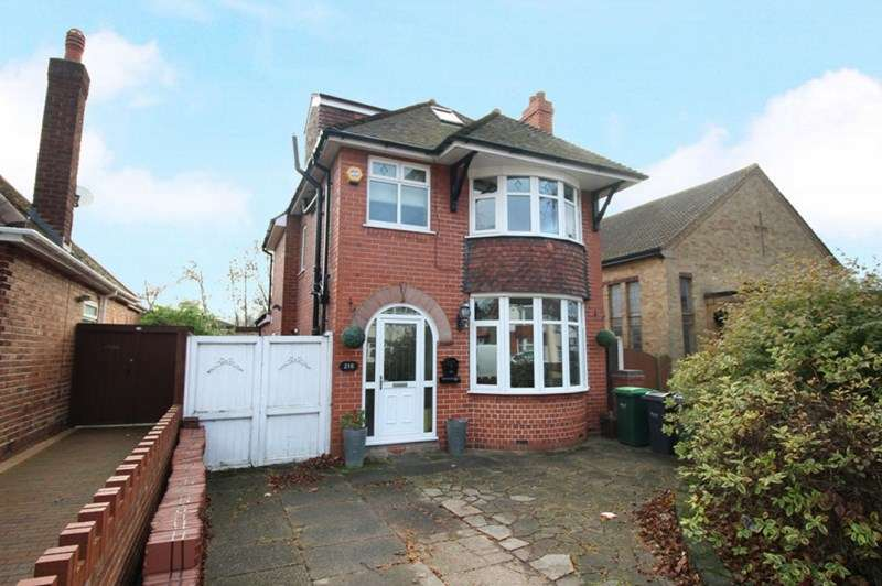 4 Bedrooms Detached House for sale in Hydes Road, West Bromwich