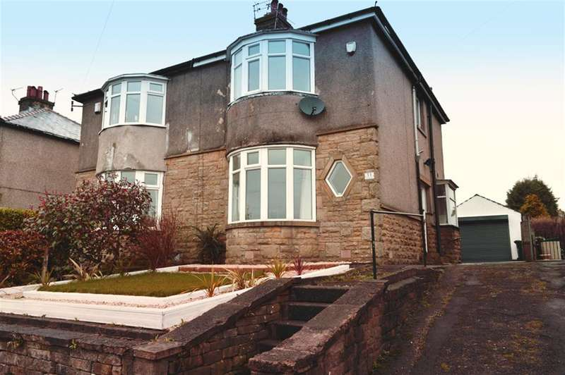 2 Bedrooms Semi Detached House for sale in Norcross Avenue, Oakes, Huddersfield, HD3 4FP