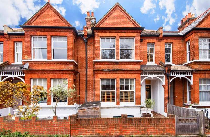 4 Bedrooms House for sale in Compton Crescent, Chiswick W4