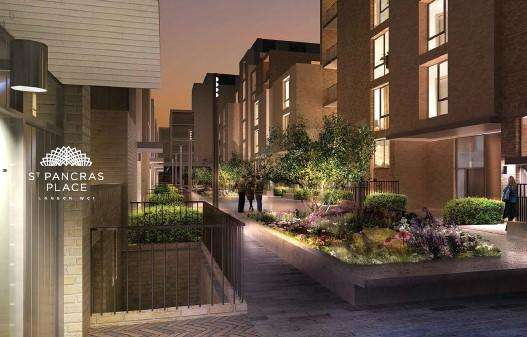 2 Bedrooms Flat for sale in St Pancras Place, 277a Grays Inn Road, Kings Cross