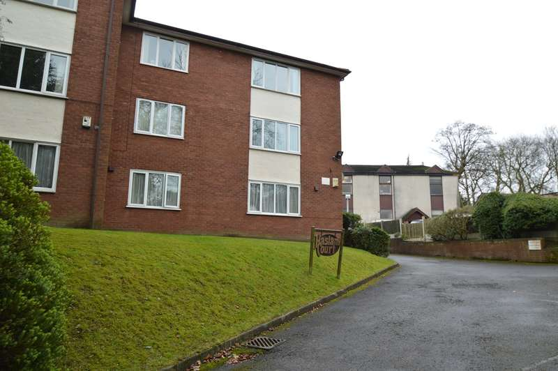 2 Bedrooms Apartment Flat for sale in Haslam Court, Singleton Road, Salford, M7