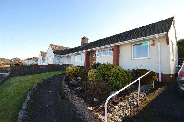 2 Bedrooms Semi Detached Bungalow for sale in Mount Batten Way, Plymouth, Devon