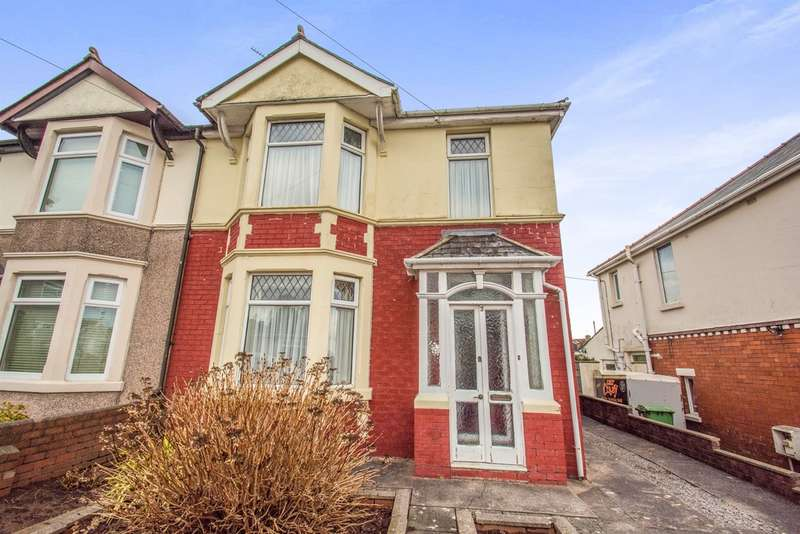 3 Bedrooms Semi Detached House for sale in The Walk, Rumney, Cardiff