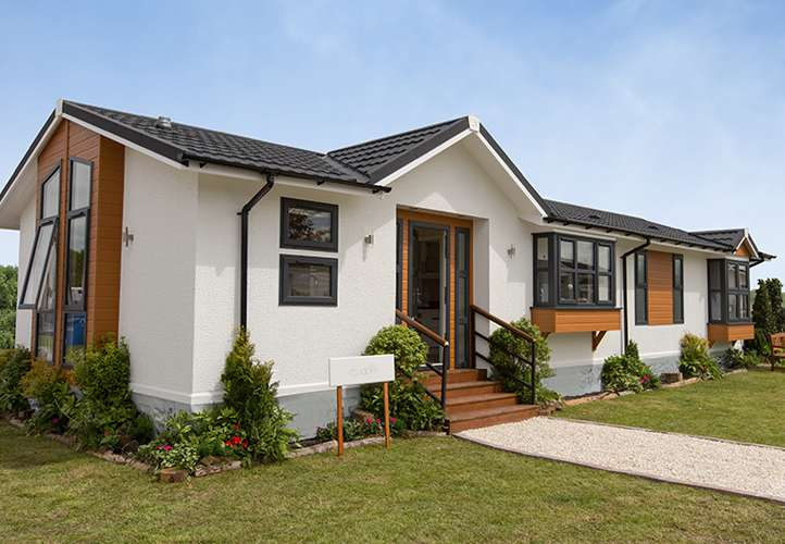 2 Bedrooms Park Home Mobile Home for sale in Shenley Park, Shenley corner, Headcorn TN27