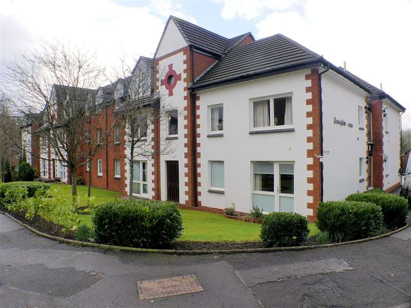 1 Bedroom Apartment Flat for sale in Homeglen House, Giffnock
