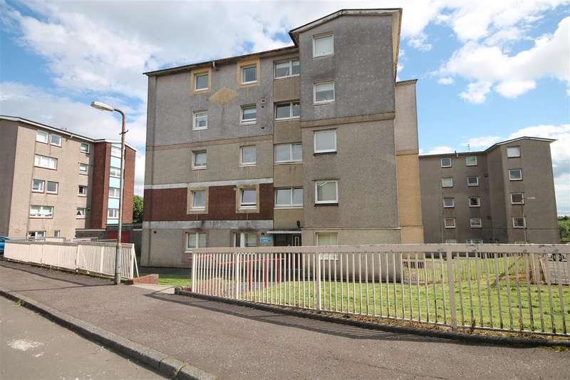 2 Bedrooms Flat for sale in Cliftonville Court, Coatbridge