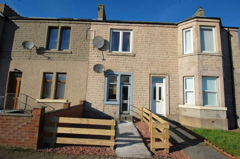 1 Bedroom Apartment Flat for sale in Black Road, Kelty