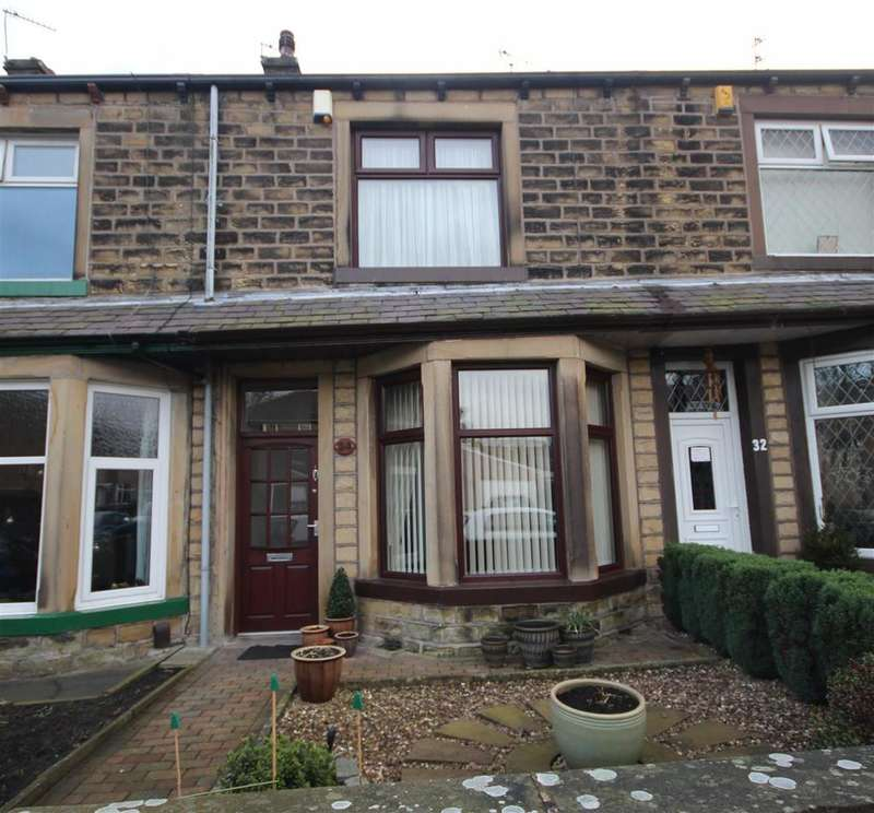 2 Bedrooms Terraced House for sale in 34 Selby Street, Colne