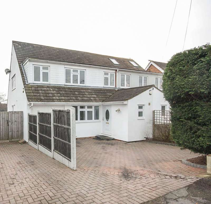 4 Bedrooms Semi Detached House for sale in Church Street, Billericay CM11