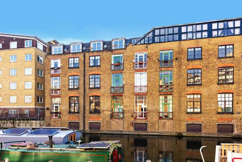 2 Bedrooms Apartment Flat for sale in Wharf Place, Tower Hamlets, London E2