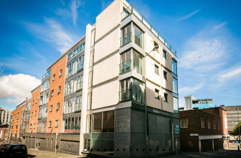 3 Bedrooms Apartment Flat for sale in Bridport Street, Liverpool L3