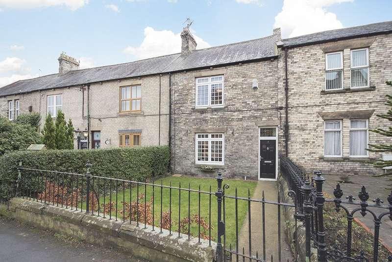 3 Bedrooms Terraced House for sale in Laburnum Terrace, Wylam, Northumberland NE41