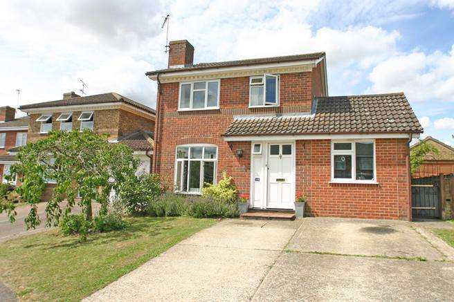 3 Bedrooms Detached House for sale in Debenham