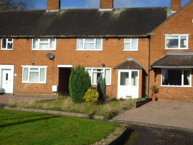 3 Bedrooms Town House for sale in SHENSTONE AVENUE, NORTON, STOURBRIDE DY8