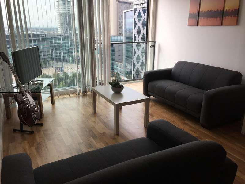 2 Bedrooms Apartment Flat for sale in 94 The Quays, Salford Quays M50