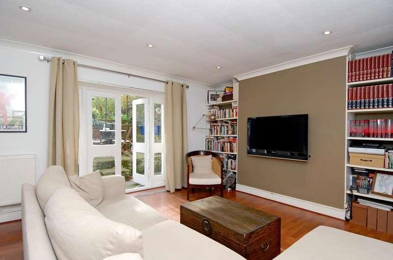 1 Bedroom Apartment Flat for sale in Belitha Villas, London N1