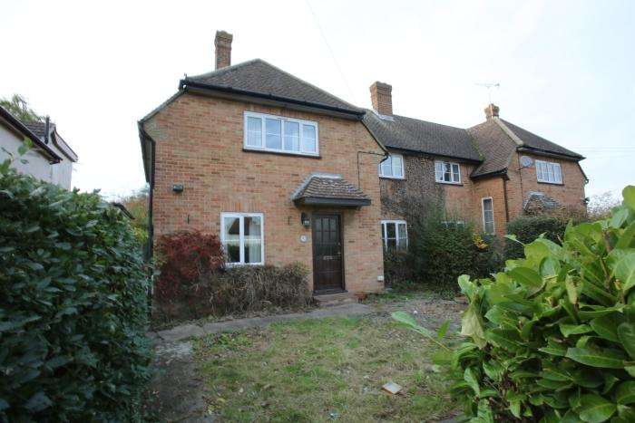 3 Bedrooms Semi Detached House for sale in FARM COTTAGES, NINE ASHES ROAD, NINE ASHES, INGATESTONE CM4