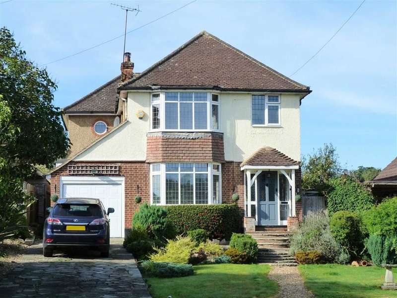 4 Bedrooms Detached House for sale in Great North Road, West Side, Welwyn Garden City