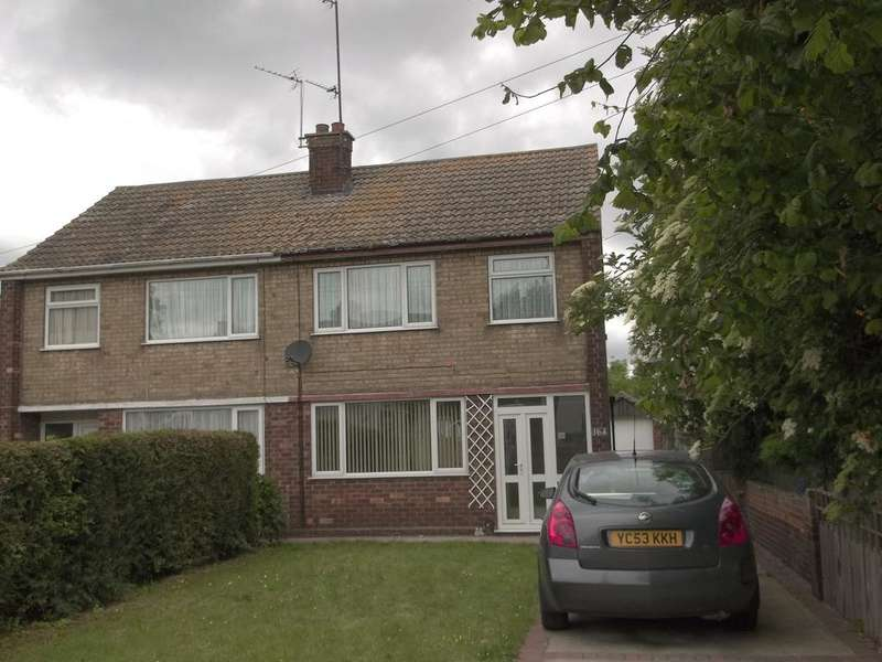 3 Bedrooms Semi Detached House for sale in Pelham Road, Immingham DN40
