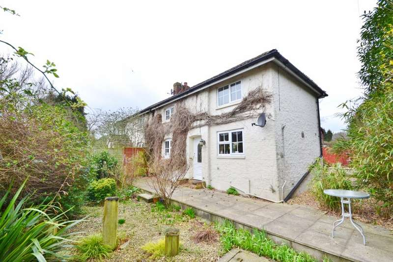 2 Bedrooms Detached House for sale in Ferndown