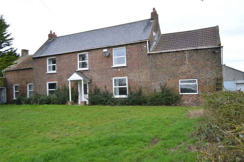 4 Bedrooms Detached House for sale in East Newton Road, Aldbrough, East Riding of Yorkshire