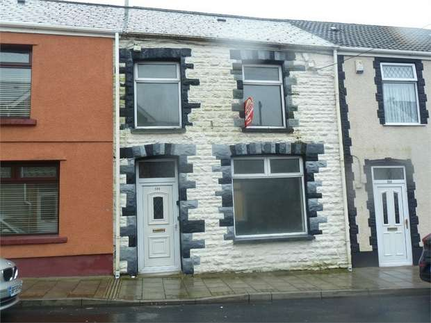 3 Bedrooms Terraced House for sale in Caerau Road, Caerau, Maesteg, Mid Glamorgan