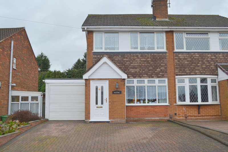 2 Bedrooms Semi Detached House for sale in Water Road, Lower Gornal