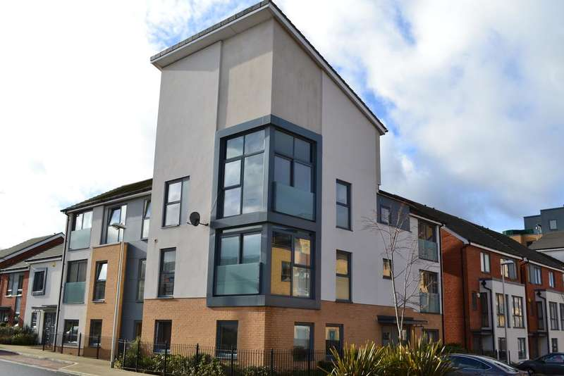 2 Bedrooms Apartment Flat for sale in 37 Drake Way, Reading RG2