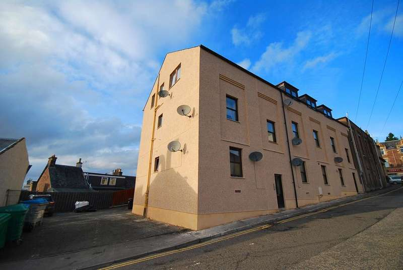 1 Bedroom Flat for sale in Church street, crieff ph7