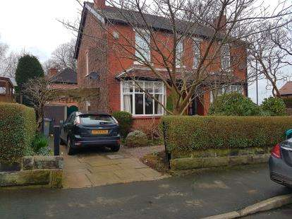 3 Bedrooms Semi Detached House for sale in Walton Road, Altrincham, Manchester, Greater Manchester