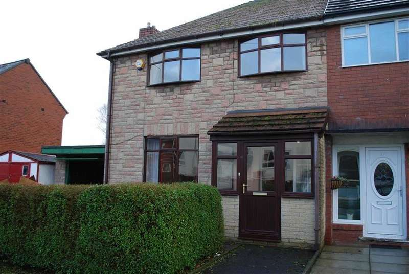 3 Bedrooms Semi Detached House for sale in Pershore Road, Middleton, Manchester