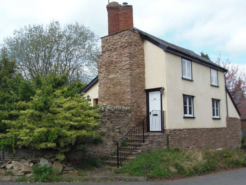 3 Bedrooms Detached House for sale in The Mount, 20 Tower Hill, BROMYARD HR7 4DF