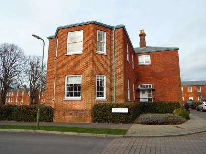 2 Bedrooms Flat for sale in Knowle, Fareham, Hampshire