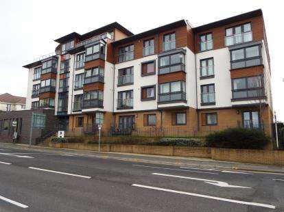 2 Bedrooms Flat for sale in 40 Wimborne Road, Poole