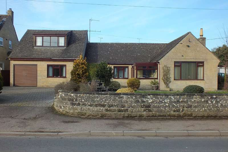 3 Bedrooms Detached Bungalow for sale in South Cerney