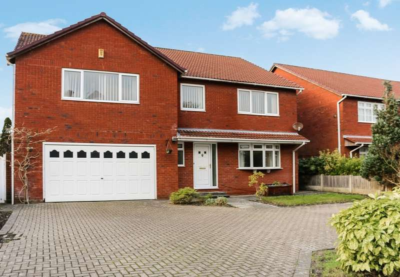 5 Bedrooms Detached House for sale in Waterloo Road, Birkdale, Southport