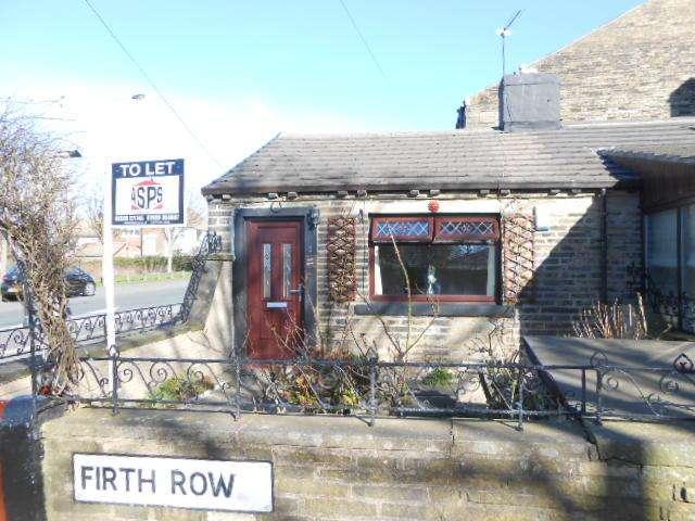 1 Bedroom Terraced Bungalow for sale in Firth Row, Bierley, Bradford BD4