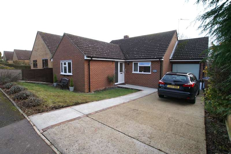 3 Bedrooms Bungalow for sale in Church Field, Church Hill, Monks Eleigh, Ipswich IP7