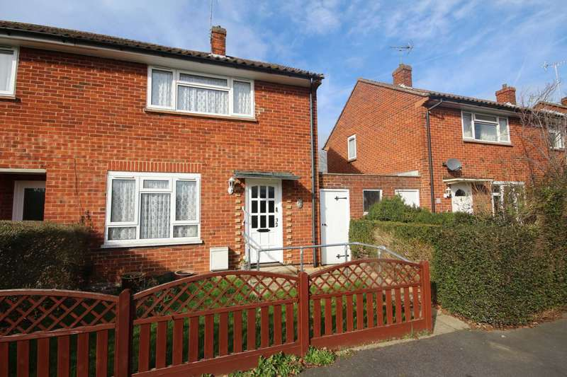 2 Bedrooms End Of Terrace House for sale in Farm Close, Priestwood