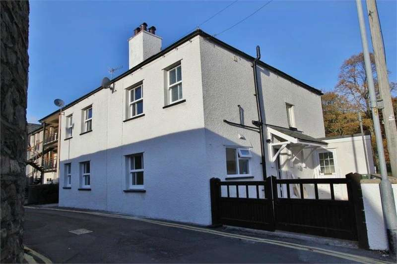 2 Bedrooms Semi Detached House for sale in 1 Greta Side, Keswick, Cumbria
