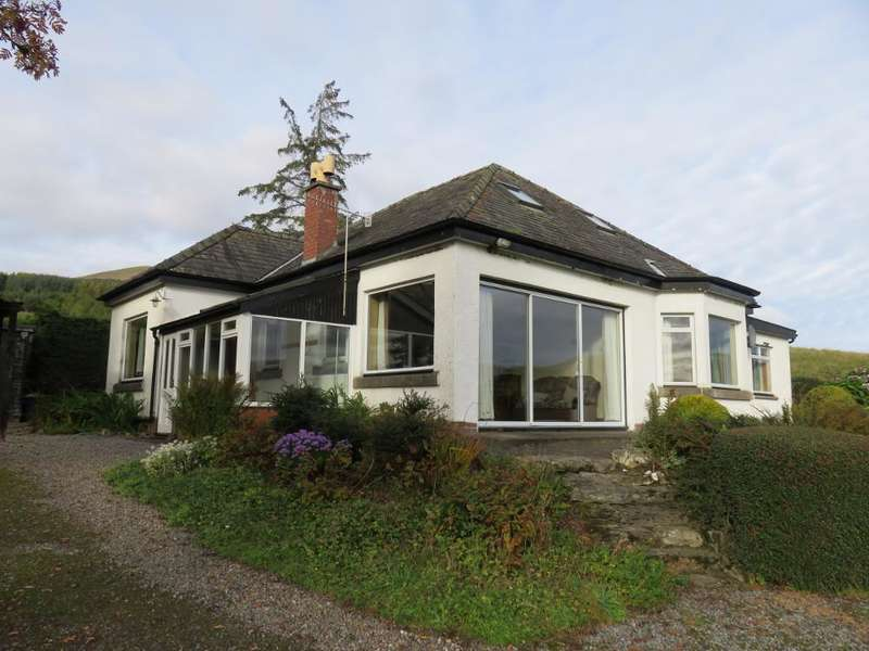 4 Bedrooms Detached House for sale in Lawers, Loch Tay, Aberfeldy PH15