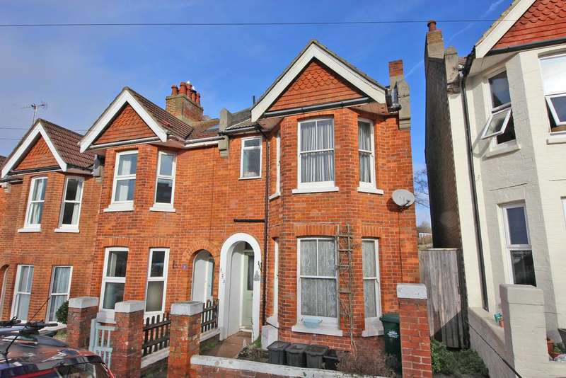 4 Bedrooms End Of Terrace House for sale in Loder Road, Brighton BN1