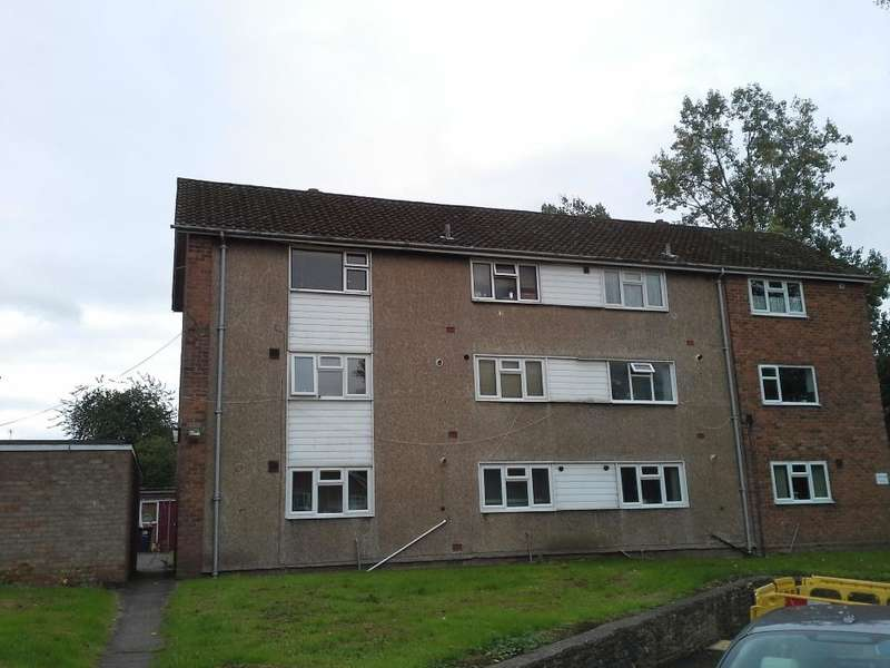 1 Bedroom Flat for sale in Clinton Road, Coleshill B46