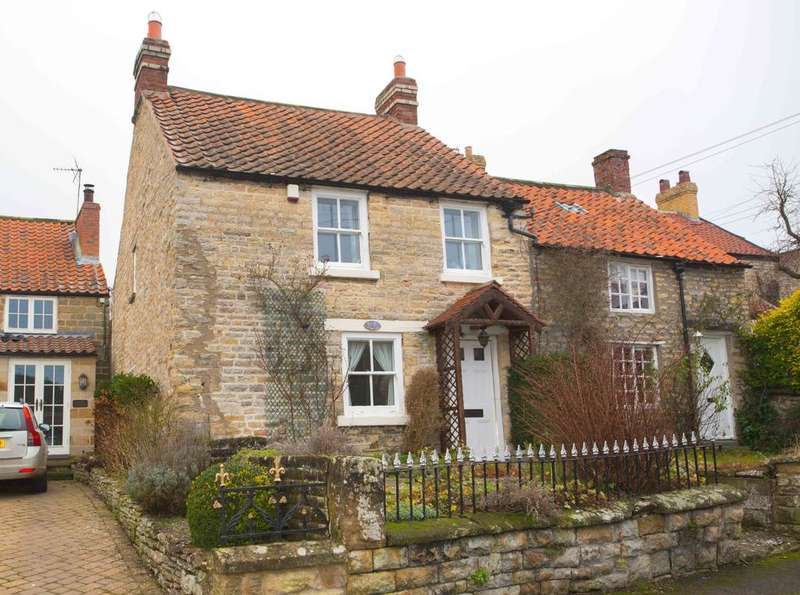 2 Bedrooms Cottage House for sale in Westgate, Thornton Dale YO18