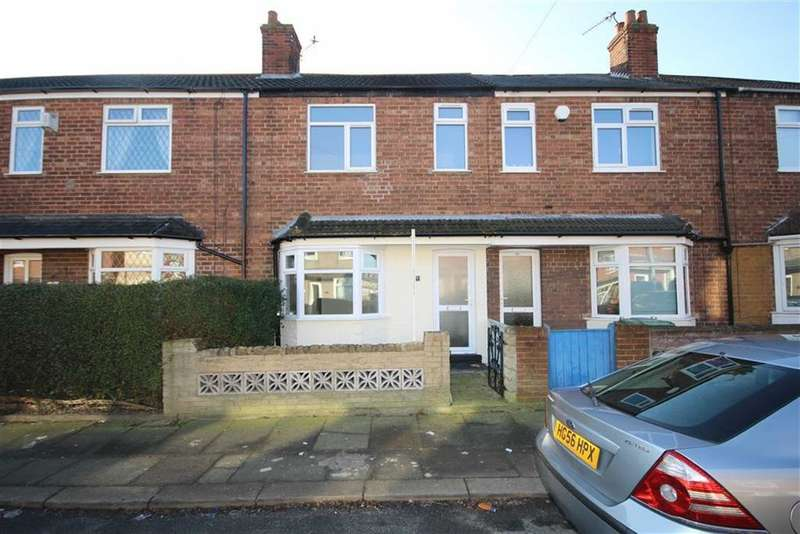 2 Bedrooms Terraced House for sale in Spring Bank, Grimsby, Lincolnshire