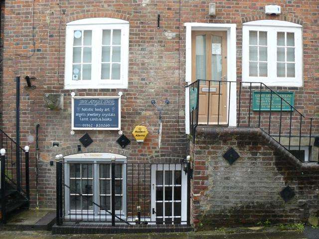 1 Bedroom Flat for sale in LITTLE MINSTER ST, WINCHESTER SO23