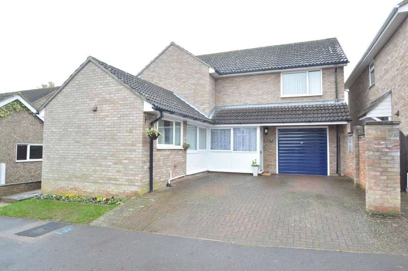 4 Bedrooms Detached House for sale in Monks Road, Earls Colne, Colchester CO6
